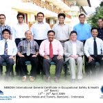 NEBOSH IGC in Health and Safety Course Batch 4
