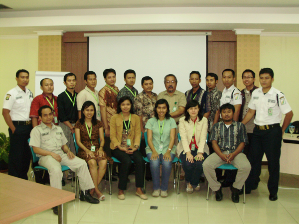 In House Training Emergency Response Plan di PT. BUMITAMA Gunajaya ...