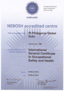 Sertifikasi Nebosh IGC