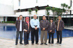 Training HSE LAB di hotel Grand Kemang jakarta Pada Tanggal 4 - 5 November 2010