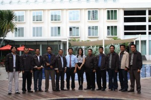 training SMK3 di Hotel Grand Kemang Jakarta, 11 - 12 November 2010