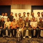 Inhouse Training CSMS di PT. Arutmin Indonesia tanggal 25 – 26 Oktober 2010