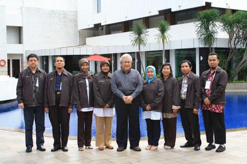 Training K3 Rumah sakit yang diselenggarakan oleh Phitagoras Training