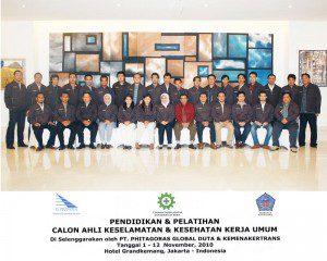 Training Ahli k3 umum batch IV