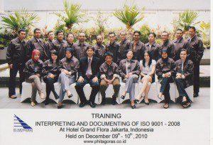 interpreting & documenting ISO 9001:2008