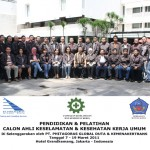 Training Ahli K3 Umum 7 – 19 Maret 2011