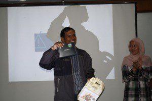 pemenang undian blackberry I training ahli k3 umum batch VI