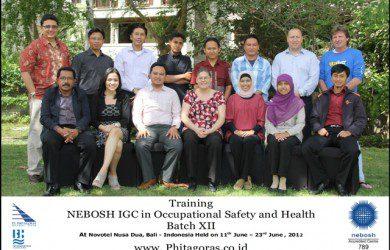 Training NEBOSH Indonesia