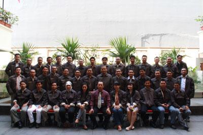Kursus AK3 Umum Batch XV 17 – 29 Oktober 2011 di Hotel Arion Swissbell Jakarta