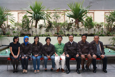 Training CSMS – Contractor's Safety Management System di Jakarta, 5 – 7 Oktober 2011