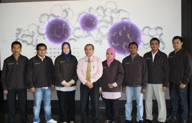 training smk3 Hotel Aston Primera Bandung 1 - 2 Desember 2011