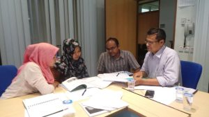 Coaching Penyusunan Risk Register