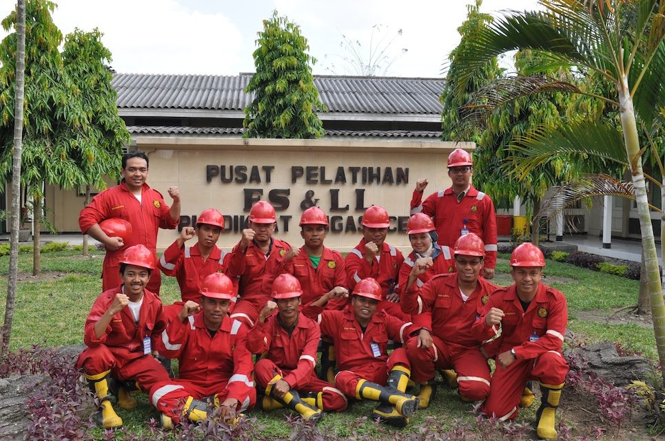 training sertifikasi k3 migas