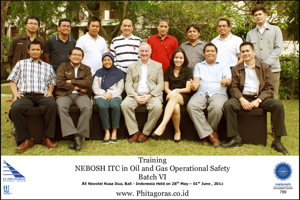 Training Nebosh Oil and Gas
