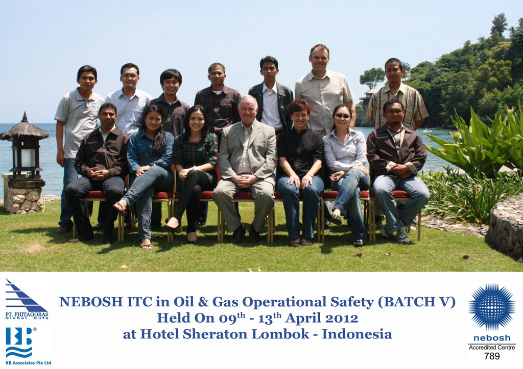 Training Nebosh ITC Oil and Gas