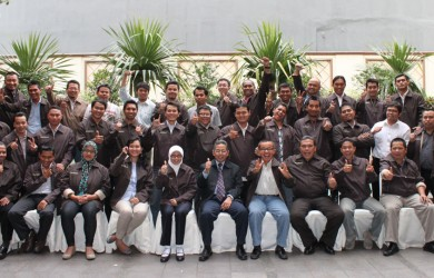 Training Ahli K3 Umum Jakarta 9 - 12 April 2012