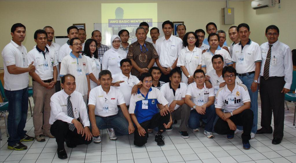 Training Autonomous Working Group Basic Mentaly