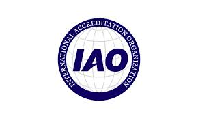 IAO accreditation