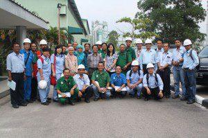 Inhouse training auditor lingkungan