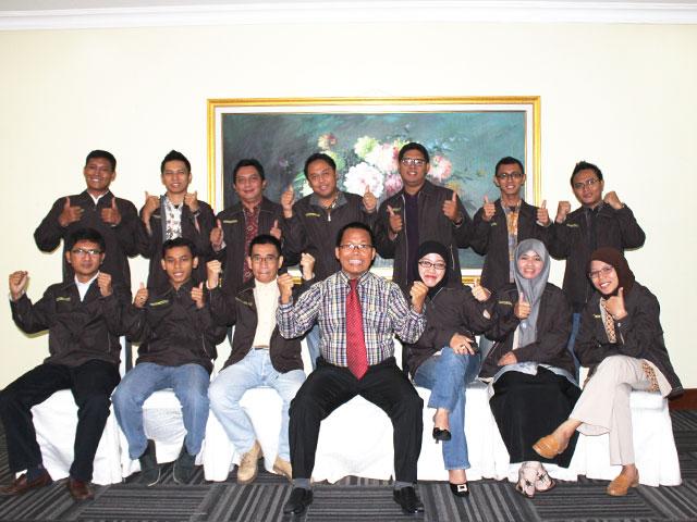 Training SMK3 Jakarta 7 - 8 Februari 2013, Hotel Arion Swiss Belhotel