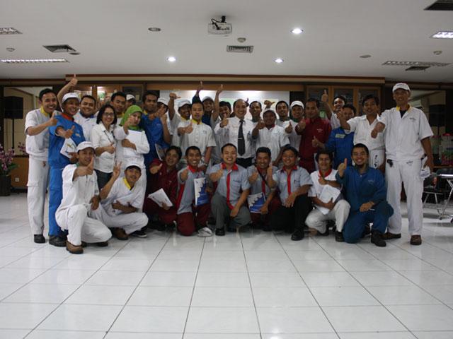 Inhouse Training Leading and Managing AWG Batch II