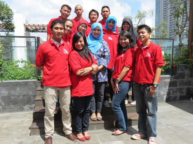 training first aid sertifikasi kemnaker