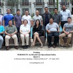 Training Nebosh ITC Oil and Gas Operational Safety Batch X Bandung, 8 – 12 April 2013