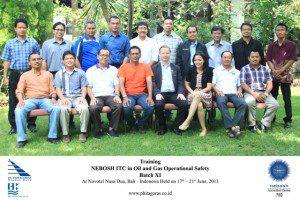 NEBOSH ITC BATCH XI