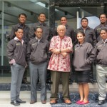 Inhouse Training HSE Management System, 27 – 29 Mei 2013