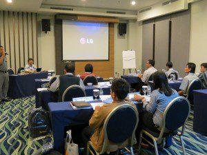 Training P2K3 di perusahaan