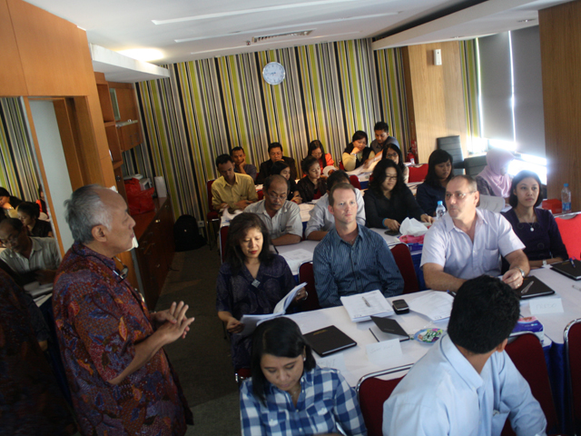 inhouse training 5s PT. Tesco Indonesia