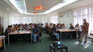 Inhouse training total preventive maintenance