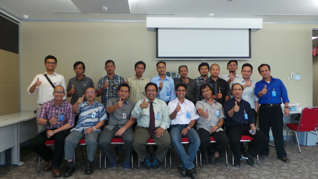 Inhouse Training ISO 14001 PT. CNOOC Ses Ltd
