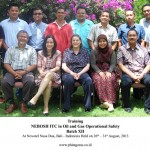 Training Nebosh ITC in Oil and Gas Operational Safety Batch XII, Bali 26 – 31 Agustus 2013