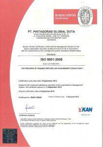 Sertifikasi ISO KAN Phitagoras