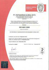 Sertifikasi ISO UKAS Phitagoras