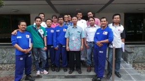 Inhouse Training CSMS PT. Kievit Indonesia