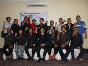 training k3 umum batch 43 kelas A