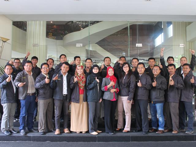 Training Ahli K3 umum batch 43 kelas B
