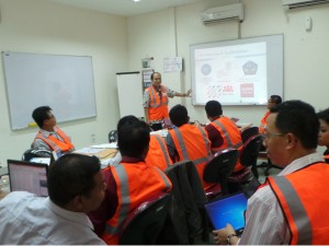 Training Operation Data Analisis Improvement