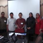 Inhouse Pelatihan ISO 17025:2008,  Jakarta 9 – 13 Desember 2013