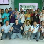 Inhouse Training Awareness and Internal Audit ISO 50001, PT. Schneider Electric 28 – 30 Januari 2014