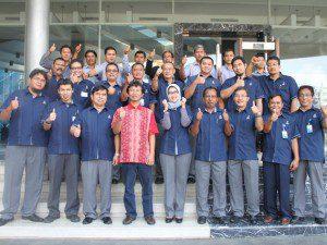 Inhouse training csms PT. PGN