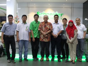 Inhouse Training ISO 50001 PT. Schneider Electric