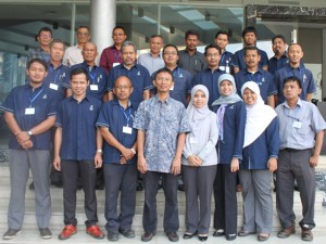 Inhouse Training CSMS PT. PGN batch II