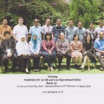 Training Nebosh ITC in Oil and Gas Operational Safety, Bali 24 Februari – 1 Maret 2014