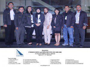 Training dan Pelatihan ISO 14001