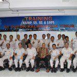 In House Training Hazops PT. Pupuk Kaltim Bontang, 24 – 28 Maret 2014
