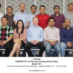 Training Nebosh ITC in Oil and Gas Operational Safety Batch XVI, Bandung 5 – 10 May 2014