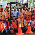 Inhouse Training Operator Forklift Sertifikasi Kemenakertrans RI PT. IKEA Indonesia 12 – 14 Mei 2014